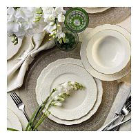 24dílná sada porcelánového nádobí Simplicity