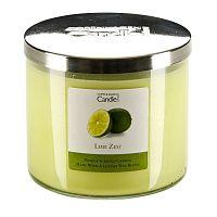 Aroma svíčka s vůní limetek Copenhagen Candles  Lime Zest, doba hoření 50 hodin