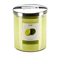 Aroma svíčka s vůní limetek Copenhagen Candles  Lime Zest,doba hoření 70 hodin