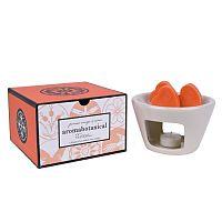 Aromalampa s vonnými vosky s vůní perského pomeranče Ego Dekor Sweet Home, dobahoření30hodin