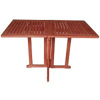 Balkonový variabilní stůl z eukalyptového dřeva ADDU Baltimore