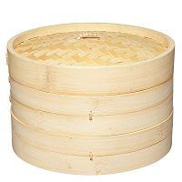 Bambusový napařovač Kitchen Craft Oriental, ⌀23 cm