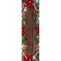 Běhoun Christmas Frame, 40x140 cm
