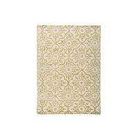 Béžový ručně tkaný koberec Flair Rugs Knightsbridge, 160x230cm