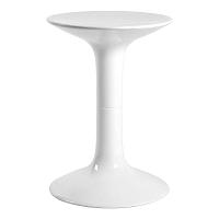 Bílá plastová stolička Ta-Tay Diabolo