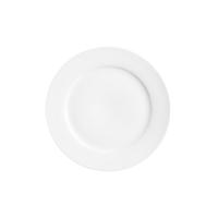 Bílý dezertní talíř Price&Kensington Simplicity,Ø19cm