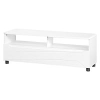 Bílý TV stolek Artemob Newport