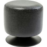 Černá stolička Kare Design Richi