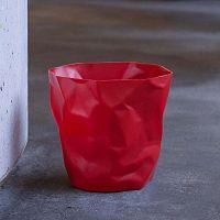 Červený odpadkový koš Essey Bin Bin Red
