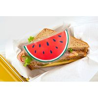 Chladící / Ohřívací polštářek ve tvaru melounu Kikkerland Fruits