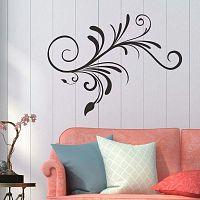 Dekorativní nálepka na stěnu Beautiful