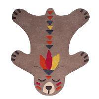 Dětský koberec Nattiot Akko, 100x130cm