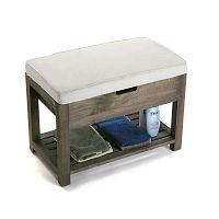 Dřevěná komoda s úložným prostorem Versa Cabinet