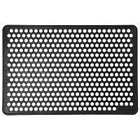 Gumová čistící rohožka Tica Copenhagen Dot, 60x90cm