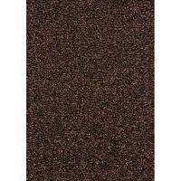 Hnědý koberec Hanse Home Nasty, 80 x 150 cm