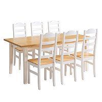 Jídelní stůl z borovicového dřeva Askala Scala
