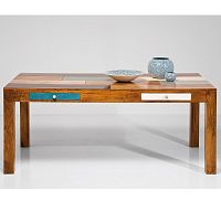 Jídelní stůl z mangového dřeva Kare Design Blabau, 180x90cm