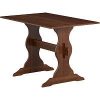 Jídelní stůl z masivního borovicového dřeva Interlink Aosta