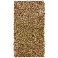 Karamelově hnědý koberec Universal Aqua, 100 x 150 cm