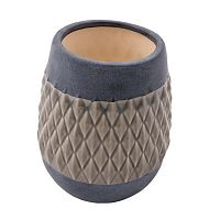 Keramická váza Zuiver Nito  Clay, výška23cm