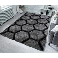 Koberec Flair Rugs Verge Honeycomb,80x150cm