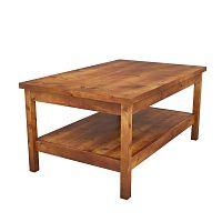 Konferenční stolek z borovicového masivu Vero