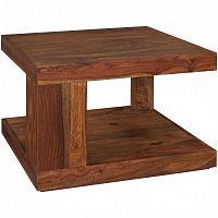 Konferenční stolek z masivního palisandrového dřeva Skyport Reyna