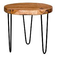 Konferenční stolek z teakového dřeva House Nordic Ferrol
