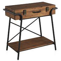 Konzolový stolek s úložným prostorem Geese Chicago