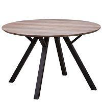 Kulatý jídelní stůl Marckeric Livi, ⌀ 120 cm