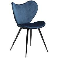 Modrá židle DAN-FORM Denmark Dreamer