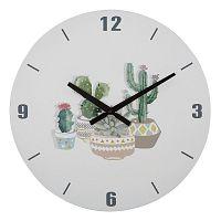 Nástěné hodiny Mauro Ferretti Orologio Cactus