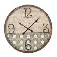 Nástěnné hodiny Mauro Ferretti Denver, Ø 80 cm