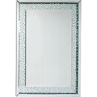 Nástěnné zrcadlo  Kare Design  Rain Drops, 120x80cm