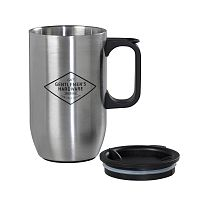 Nerezový cestovní hrnek Gentlemen's Hardware Travel Mug, 450ml
