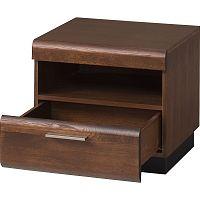 Noční stolek Szynaka Meble Porti Dark Antique
