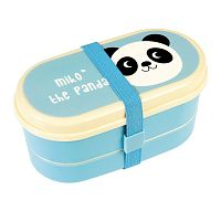 Obědový bento box Rex London Miko The Panda