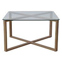 Odkládací stolek RGE Cleo, šířka75cm