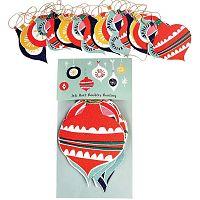 Papírový vánoční řetěz Rex London Jolie Noel