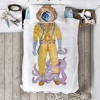 Povlak na přikrývku Baleno Diving Suit, 140 x 200 cm