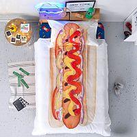 Povlak na přikrývku Baleno Hotdog, 140 x 200 cm