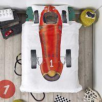 Povlak na přikrývku Baleno Racer Red, 140 x 200 cm
