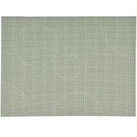 Prostírání s kruhy, olivové 40x30 cm