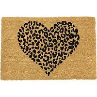 Rohožka Artsy Doormats Leopard Pint,40x60cm