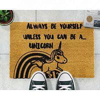 Rohožka Artsy Doormats Unicorn, 40x60cm