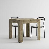 Rozkládací jídelní stůl v dekoru dubu sherwood MobiliFiver Eldorado, délka90-180cm