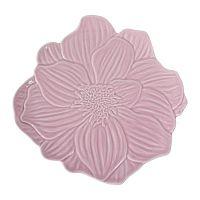 Růžový dezertní talířek Côté Table Rosal