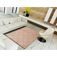 Růžový koberec vhodný i na ven Universal Sofie Pink, 80 x 150 cm