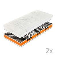 Sada 2 matrací za cenu jedné Tropico Triker 22, 90x200cm