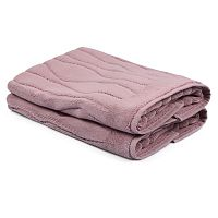 Sada 2 světle růžových ručníků Beverly Hills Polo Club Gartex, 50x75cm